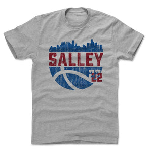 John Salley Men's Cotton T-Shirt | 500 LEVEL