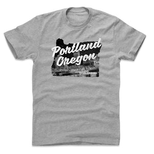 Portland Men's Cotton T-Shirt | 500 LEVEL