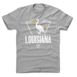 Louisiana Men's Cotton T-Shirt | 500 LEVEL