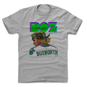 Brian Bosworth Men's Cotton T-Shirt | 500 LEVEL