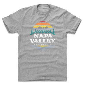 Napa Valley Men's Cotton T-Shirt | 500 LEVEL