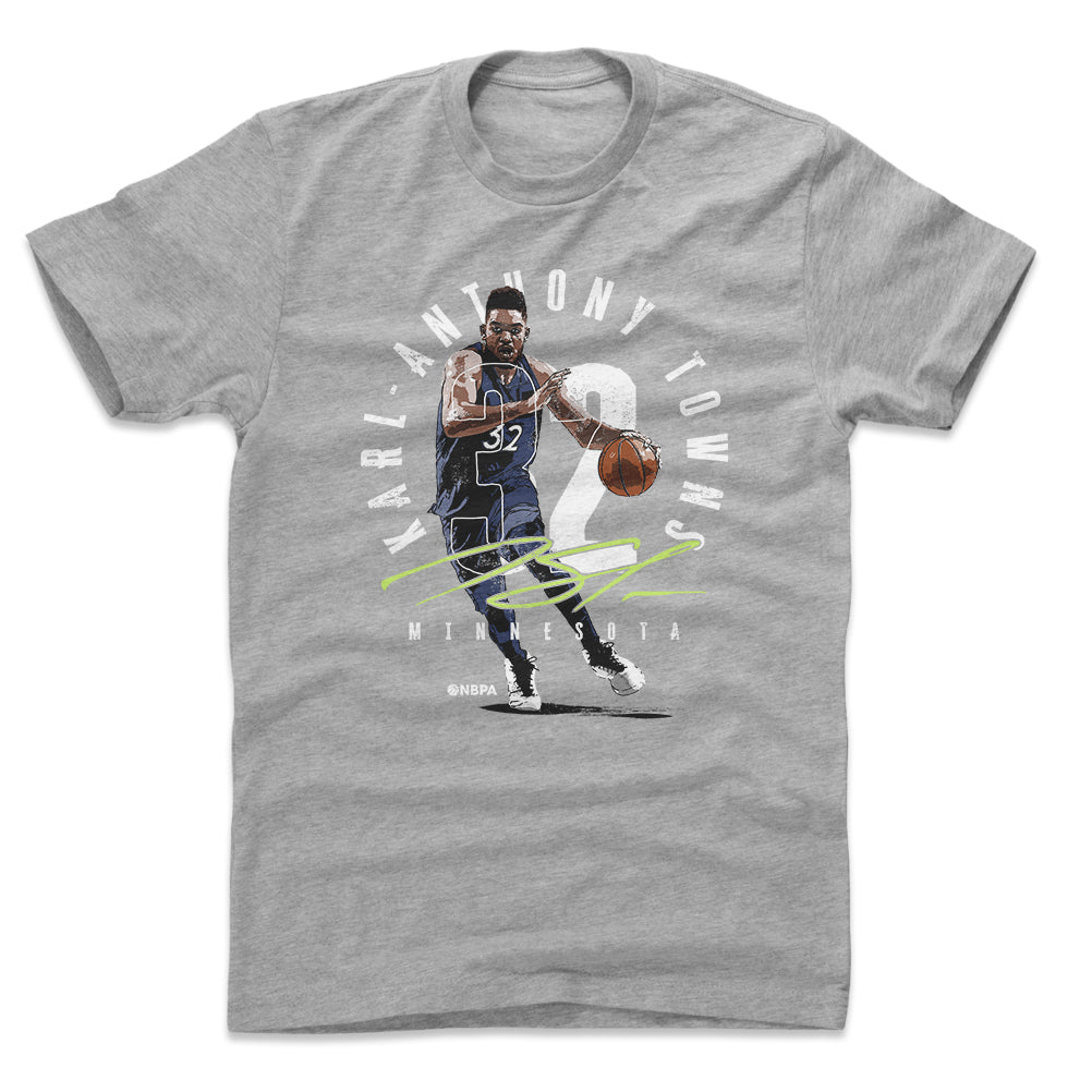 Karl-Anthony Towns Men's Cotton T-Shirt | 500 LEVEL