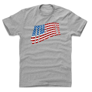 USA Men's Cotton T-Shirt | 500 LEVEL