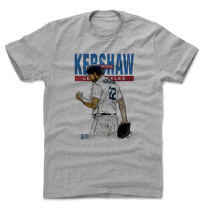 Clayton Kershaw Men's Cotton T-Shirt | 500 LEVEL