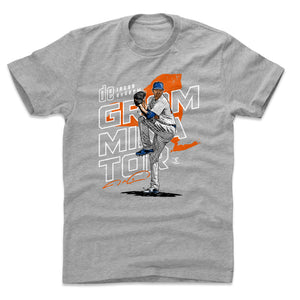 Jacob deGrom Men's Cotton T-Shirt | 500 LEVEL