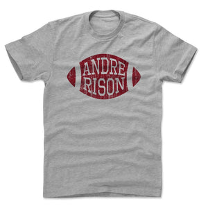 Andre Rison Men's Cotton T-Shirt | 500 LEVEL