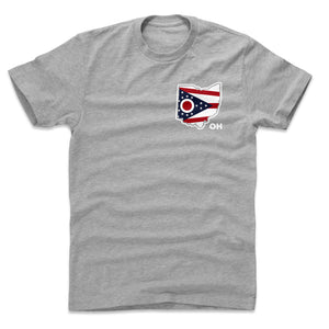 Ohio Men's Cotton T-Shirt | 500 LEVEL