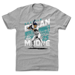 Dylan Moore Men's Cotton T-Shirt | 500 LEVEL