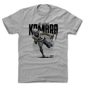 Alvin Kamara Men's Cotton T-Shirt | 500 LEVEL
