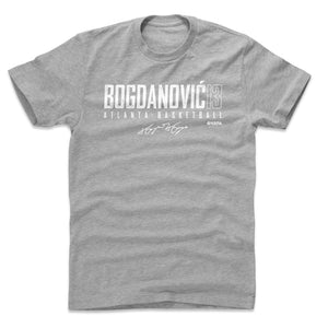 Bogdan Bogdanovic Men's Cotton T-Shirt | 500 LEVEL