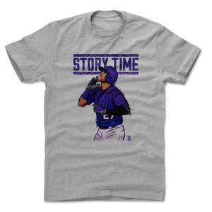 Trevor Story Men's Cotton T-Shirt | 500 LEVEL