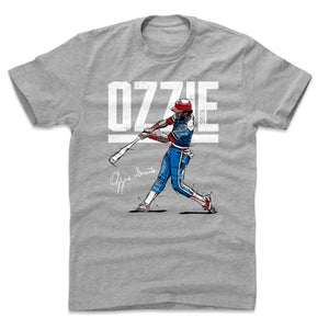 Ozzie Smith Men's Cotton T-Shirt | 500 LEVEL