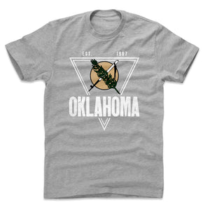 Oklahoma Men's Cotton T-Shirt | 500 LEVEL