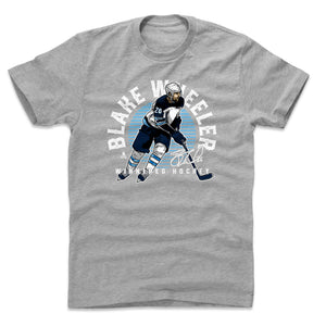 Blake Wheeler Men's Cotton T-Shirt | 500 LEVEL