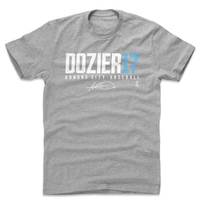 Hunter Dozier Men's Cotton T-Shirt | 500 LEVEL