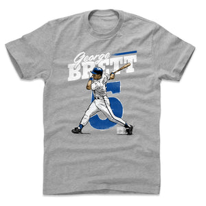 George Brett Men's Cotton T-Shirt | 500 LEVEL
