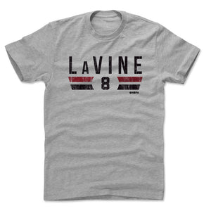 Zach LaVine Men's Cotton T-Shirt | 500 LEVEL