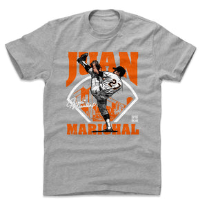 Juan Marichal Men's Cotton T-Shirt | 500 LEVEL