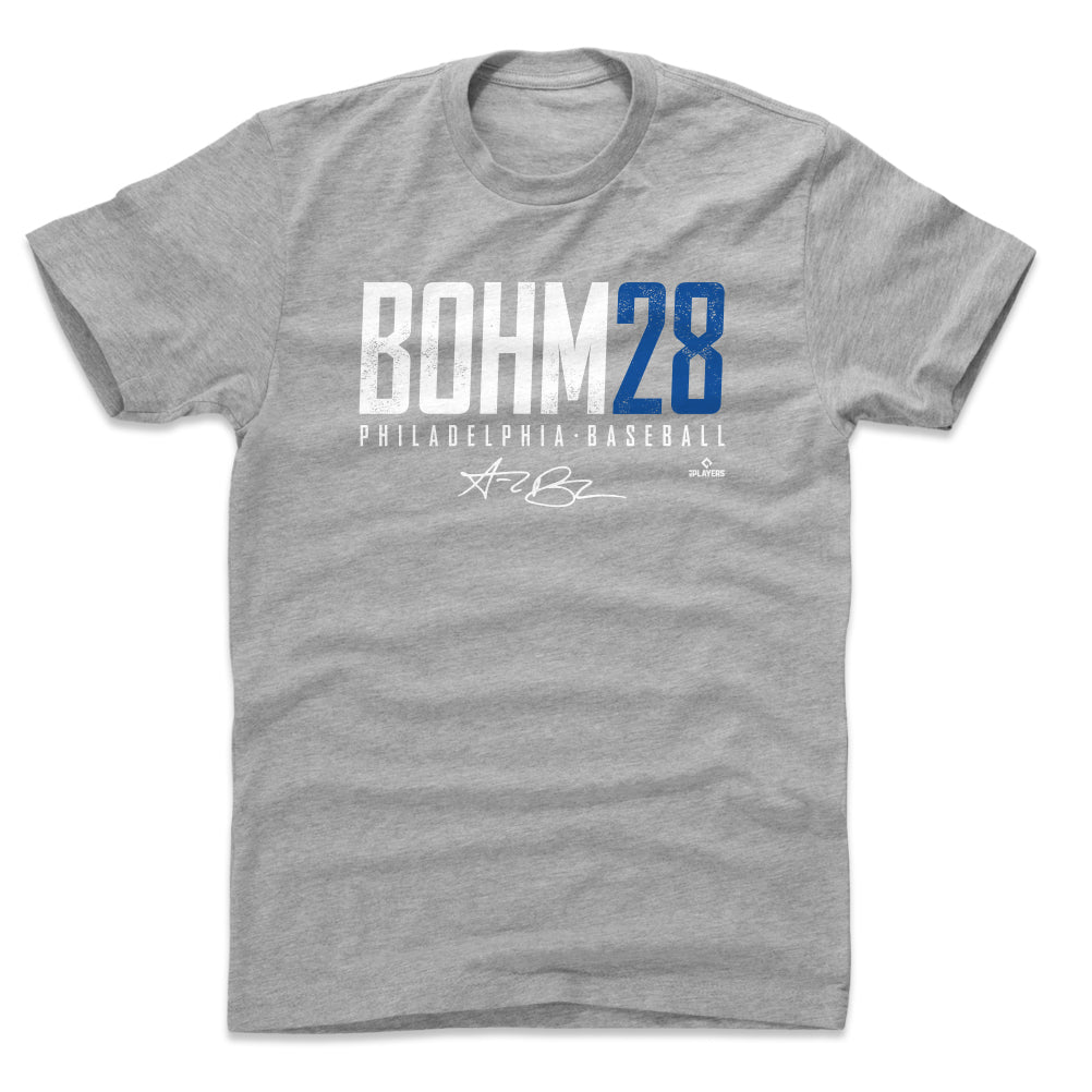 Alec Bohm Men's Cotton T-Shirt | 500 LEVEL