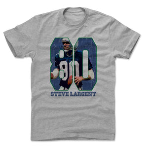 Steve Largent Men's Cotton T-Shirt | 500 LEVEL