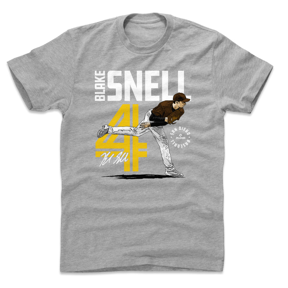Blake Snell Men's Cotton T-Shirt | 500 LEVEL
