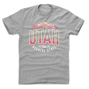 Utah Men's Cotton T-Shirt | 500 LEVEL