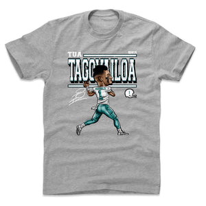 Tua Tagovailoa Men's Cotton T-Shirt | 500 LEVEL