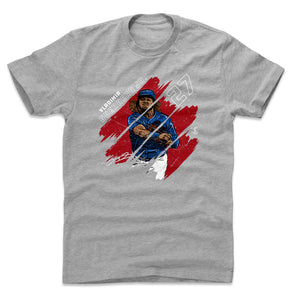 Vladimir Guerrero Jr. Men's Cotton T-Shirt | 500 LEVEL