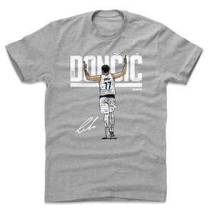 Luka Doncic Men's Cotton T-Shirt | 500 LEVEL