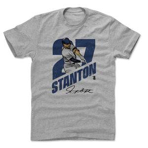 Giancarlo Stanton Men's Cotton T-Shirt | 500 LEVEL