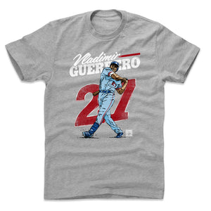 Vladimir Guerrero Men's Cotton T-Shirt | 500 LEVEL