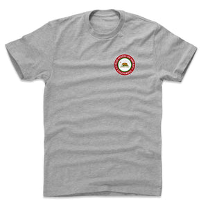 California Men's Cotton T-Shirt | 500 LEVEL