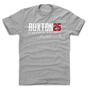 Byron Buxton Men's Cotton T-Shirt | 500 LEVEL