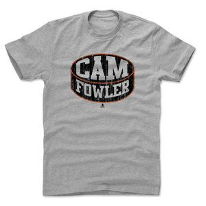 Cam Fowler Men's Cotton T-Shirt | 500 LEVEL