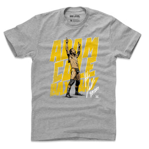 Adam Cole Men's Cotton T-Shirt | 500 LEVEL
