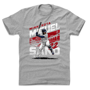 Miguel Sano Men's Cotton T-Shirt | 500 LEVEL