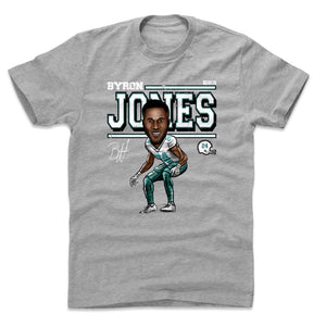 Byron Jones Men's Cotton T-Shirt | 500 LEVEL