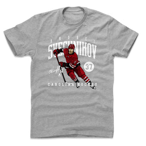 Andrei Svechnikov Men's Cotton T-Shirt | 500 LEVEL