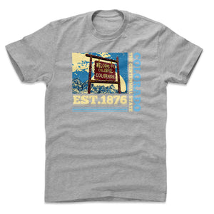 Colorado Men's Cotton T-Shirt | 500 LEVEL