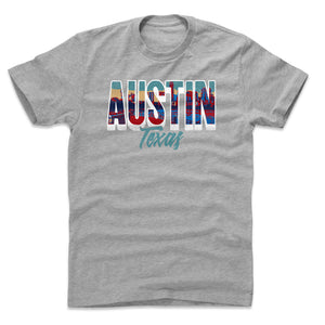 Austin Men's Cotton T-Shirt | 500 LEVEL