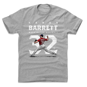 Aaron Barrett Men's Cotton T-Shirt | 500 LEVEL