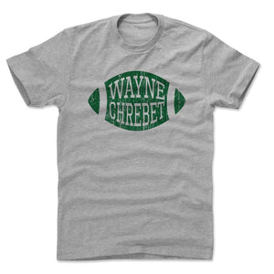 Wayne Chrebet Men's Cotton T-Shirt | 500 LEVEL
