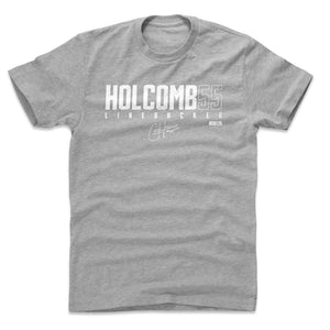 Cole Holcomb Men's Cotton T-Shirt | 500 LEVEL