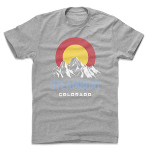 Steamboat Men's Cotton T-Shirt | 500 LEVEL