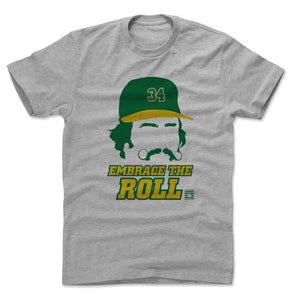 Rollie Fingers Men's Cotton T-Shirt | 500 LEVEL