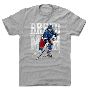 Artemi Panarin Men's Cotton T-Shirt | 500 LEVEL
