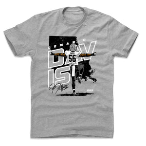 Demario Davis Men's Cotton T-Shirt | 500 LEVEL