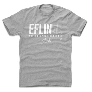 Zach Eflin Men's Cotton T-Shirt | 500 LEVEL