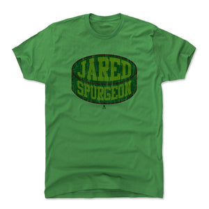 Jared Spurgeon Men's Cotton T-Shirt | 500 LEVEL