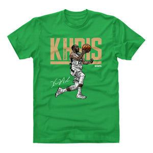 Khris Middleton Men's Cotton T-Shirt | 500 LEVEL
